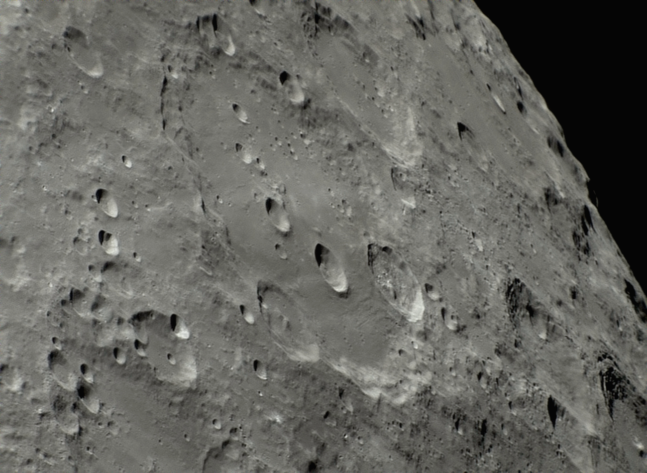 Moon image by Neil Phillips