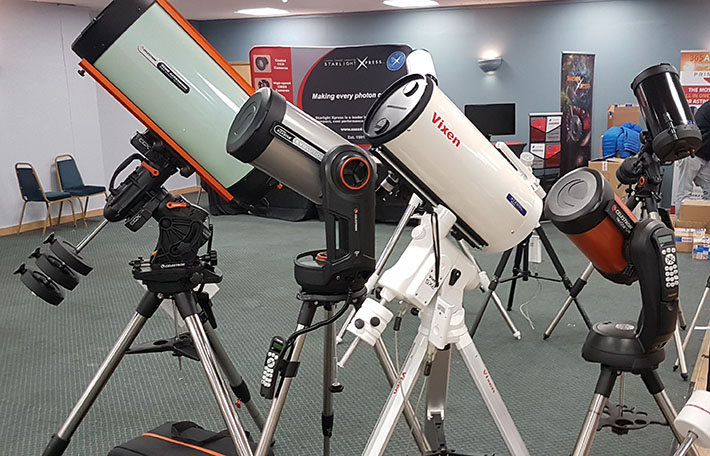 Telescopes on sale